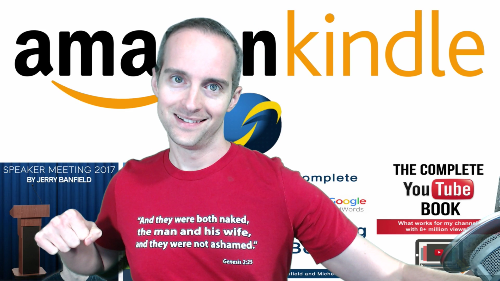 Self-Publish Books on Amazon Kindle and CreateSpace Today!