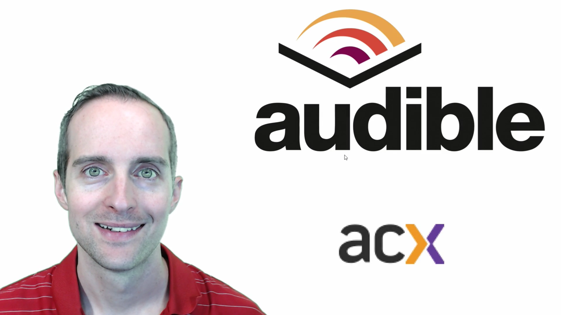 Audio Book Publishing on Audible with ACX!