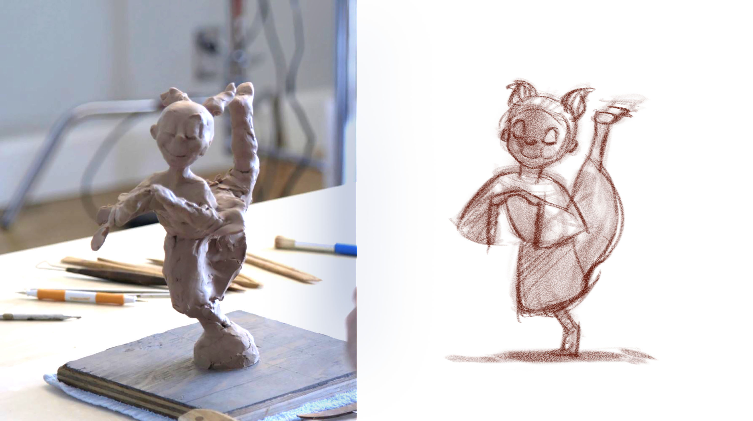 Sculpting for Character Consistency