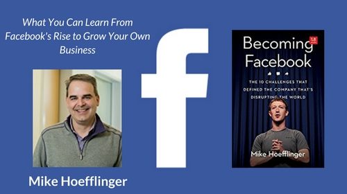Image of What You Can Learn From Facebook's Rise to Grow Your Own Business  course
