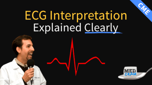 ecg / ekg interpretation explained clearly