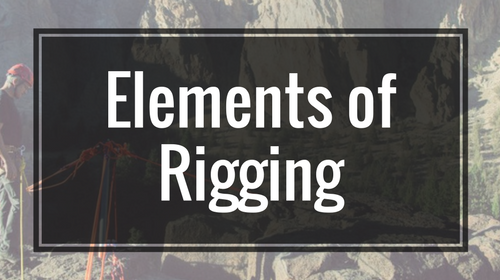 Elements of Rigging