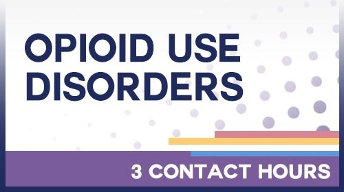 An Introduction to Opioid Use Disorders: 3 Contact Hours /20-581291