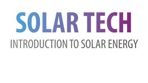 PV Solar Technology