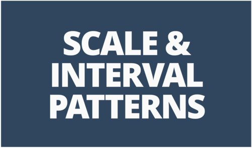 Scale & Interval Patterns