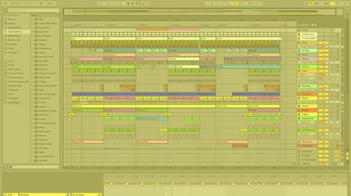Premiers pas avec Ableton Live 9.5
