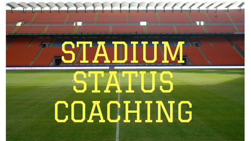 STADIUM STATUS COACHING