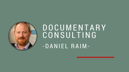 Documentary Consulting - Daniel Raim