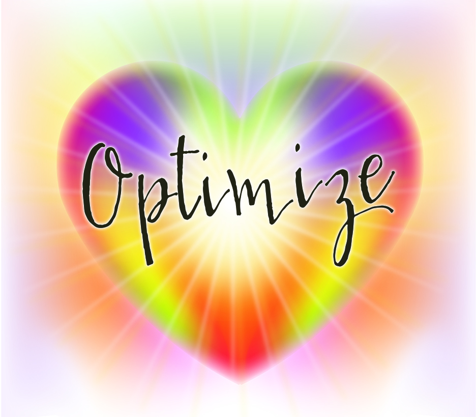 OPTIMIZE:  Leading Change in Your Life