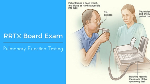Exam Review of Pulmonary Function Testing