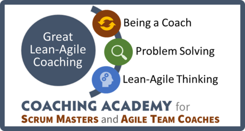 Coaching Academy for Scrum Masters & Coaches