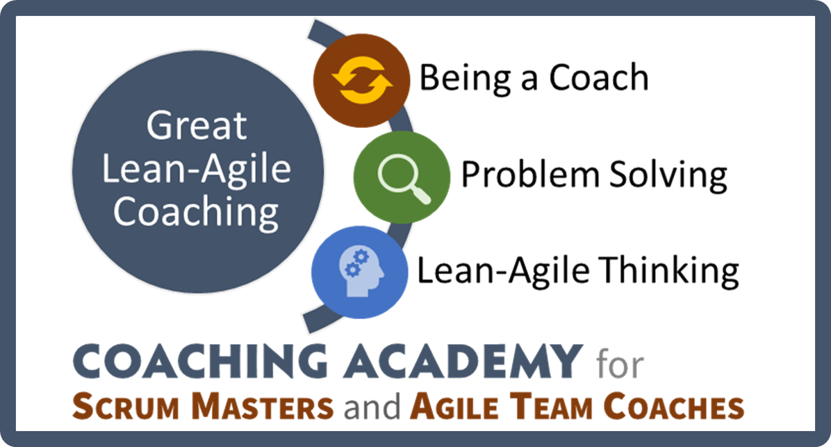 Scrum Master Coaching Academy