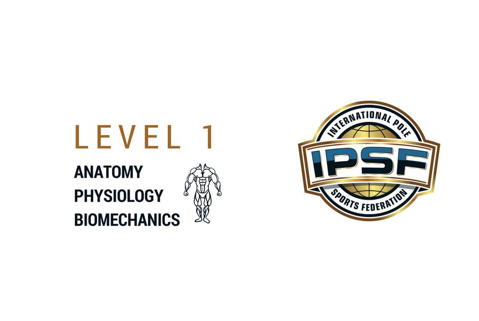 Level 1 Anatomy, Physiology and Biomechanics ONLINE - ENGLISH