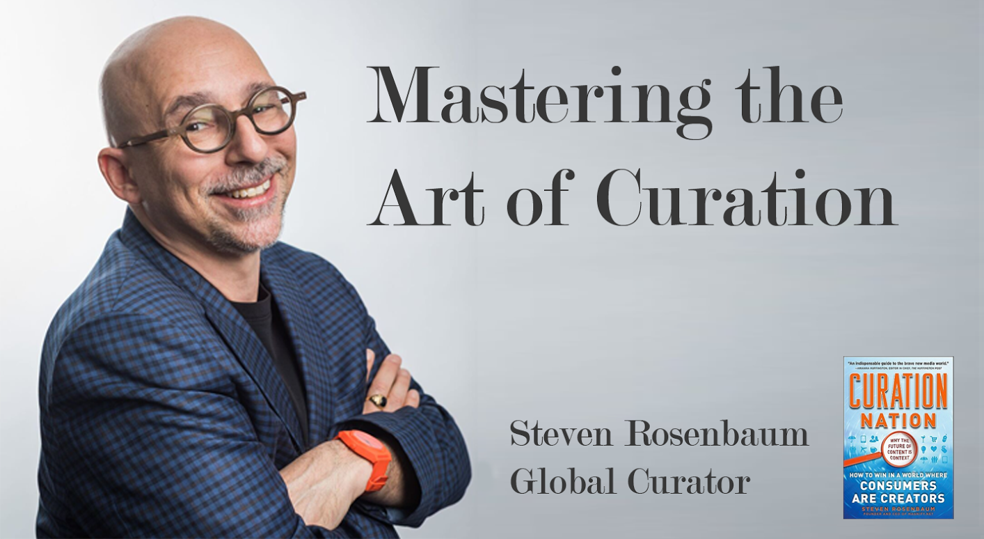 Image of Mastering the Art of Curation course