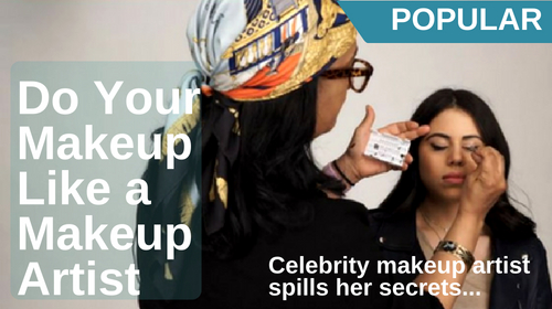 Image of Do Your Makeup Like a Makeup Artist course