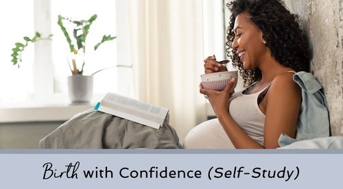 Birth With Confidence - Self Study