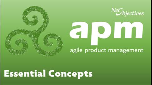 Agile Product Management: Essential Concepts
