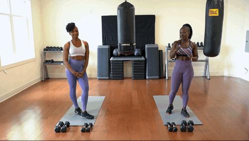 Full Body Max Burn - 4 Week Program