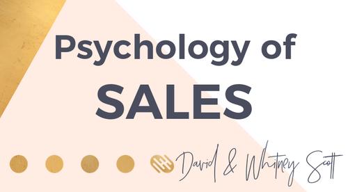 Psychology of Sales