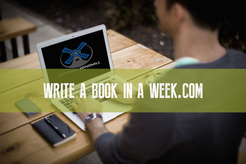 Write a Book in a Week - The Complete Author Master Class