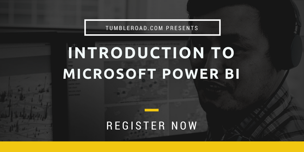 Power BI Training | Introduction to Microsoft Power BI (Self Study)
