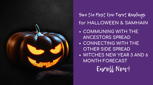 Give the Most Epic Tarot Readings for Halloween