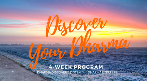 Discover Your Dharma Program