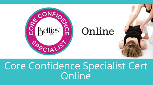 Core Confidence Specialist Certification