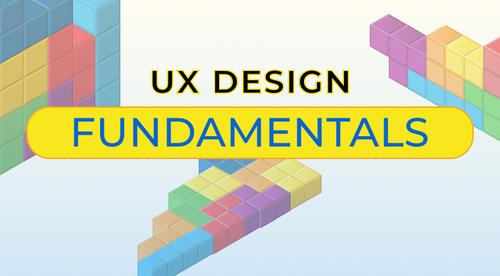 UX Design Fundamentals
