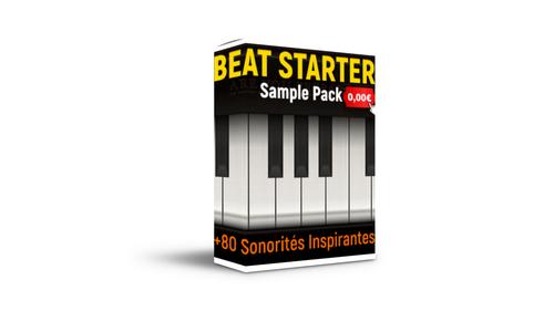 Mixscape Beat Starter Pack (GRATUIT) - Drumkit Polyvalent idéal pour Débuter en Beatmaking