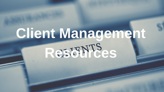 Client Management Resources