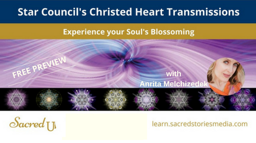 The Star Councils Christed Heart Transmissions