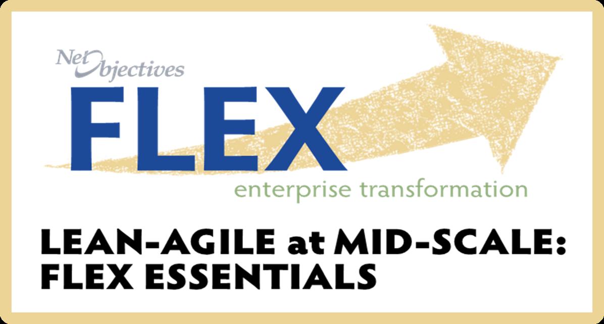 flex flow for enterprise transformation net objectives portal