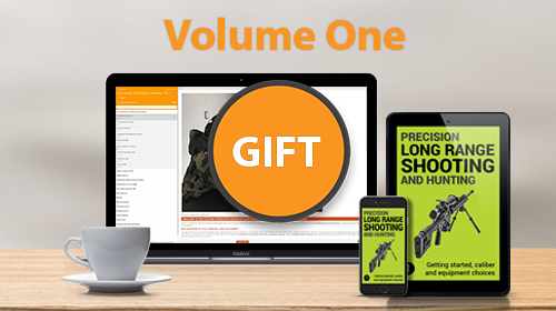 GIVE A GIFT of Long Range Shooting And Hunting - Vol. 1
