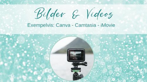 Bilder och Videos