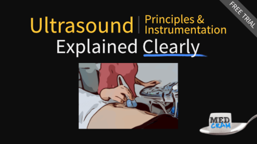 ultrasound principles & instrumentation explained clearly