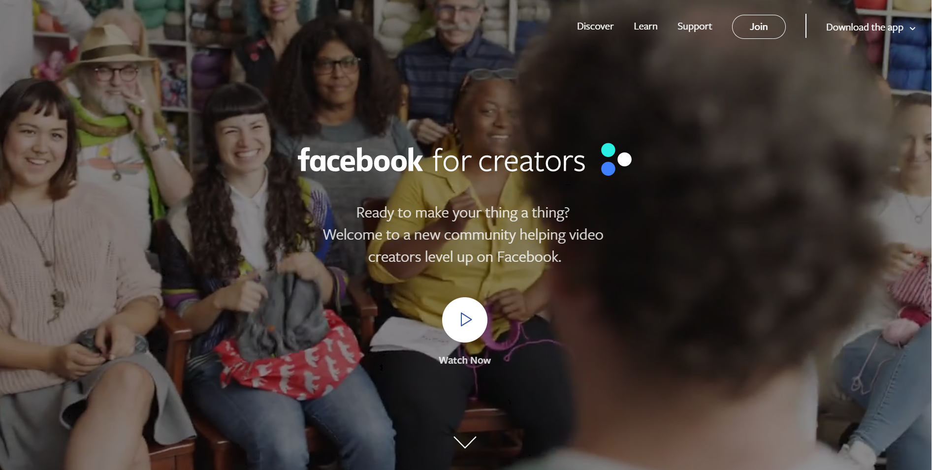 Facebook Live and The Facebook Creator App