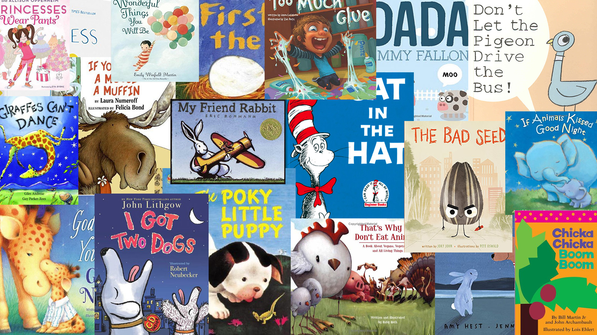 What makes a Children's Book a Bestseller