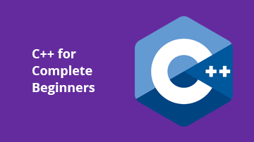 C++ Course for Complete Beginners