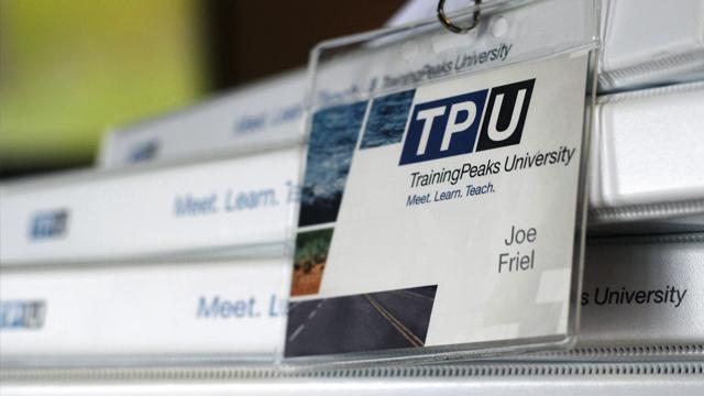 TrainingPeaks University Online