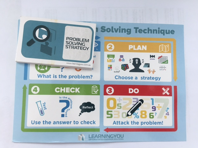 LY-PS-001 Problem Solving with the thinkboard