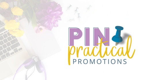 Pin Practical Promotions