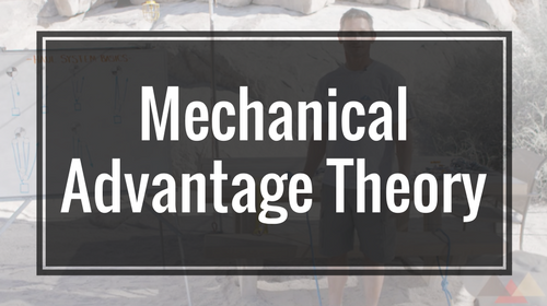 Mechanical Advantage Theory