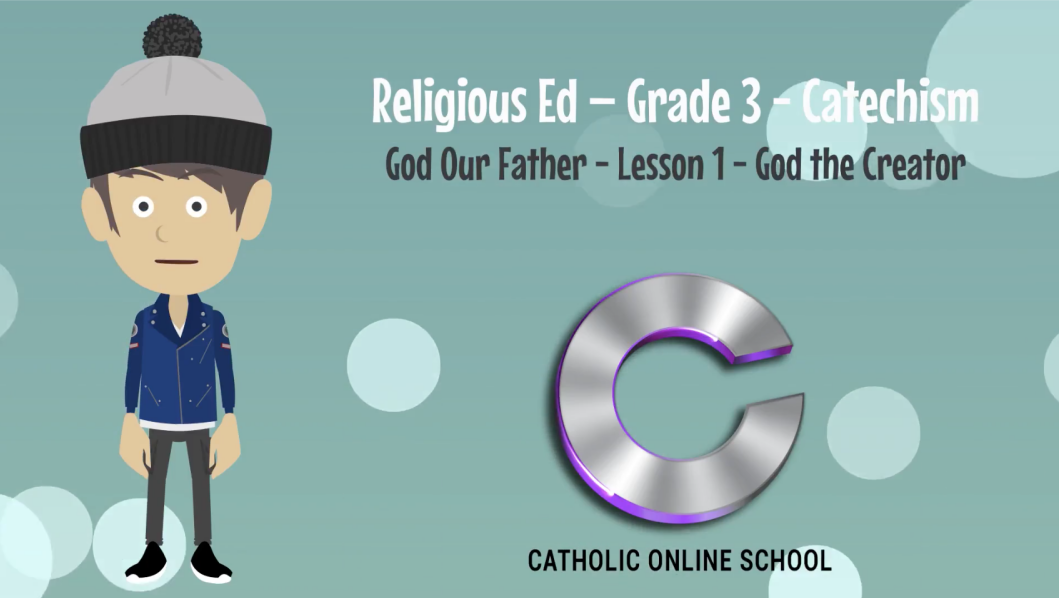 God Our Father (3rd Grade) Classes