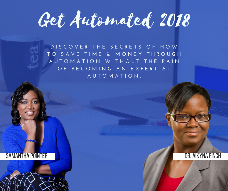 Get Automated 2018