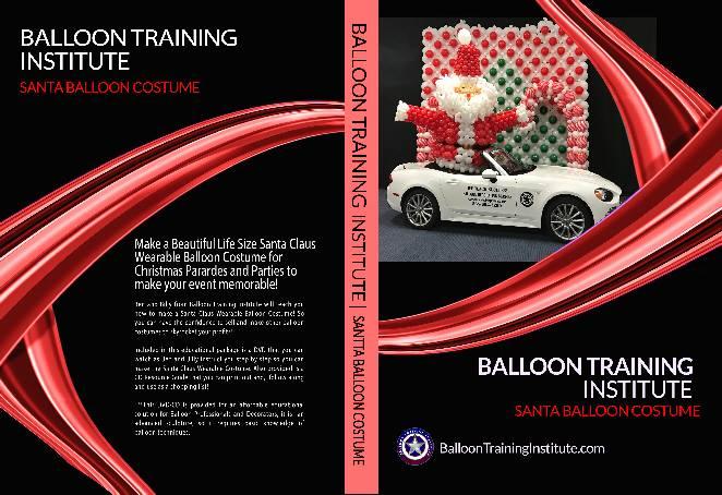 Santa Balloon Costume