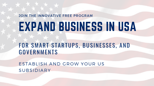 Expand Business in the USA