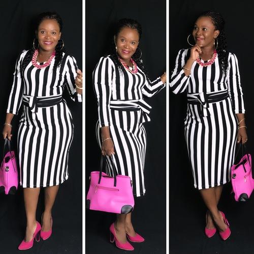The Tamara Body-con Dress