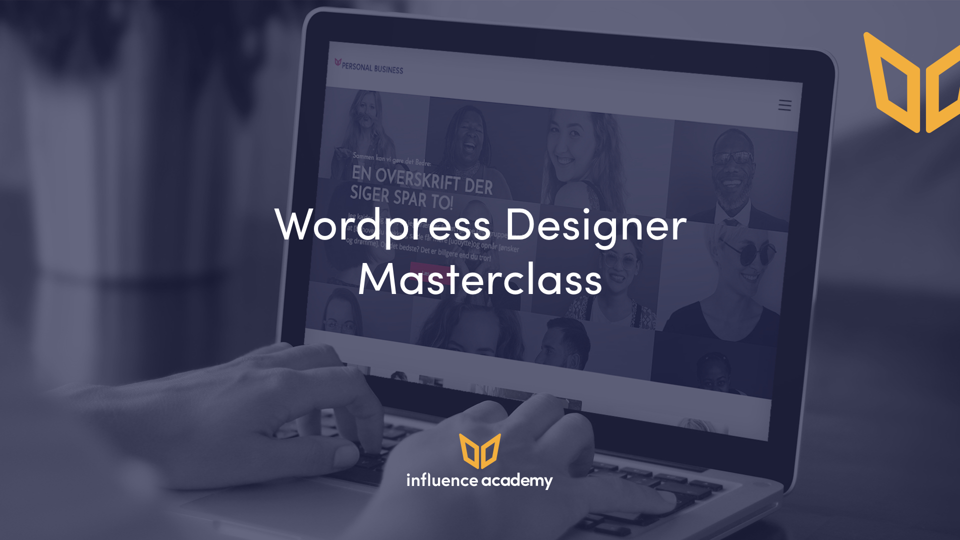 Wordpress Designer Masterclass