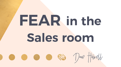 Fear in the Sales Room